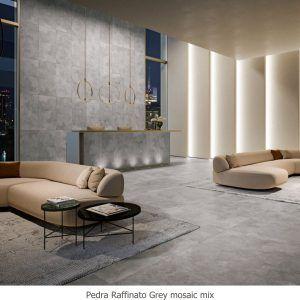 Pedra Raffinato Grey mosaic mix