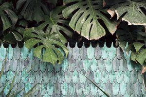 Plumage Tiles by botteganove found in ajami surfaces in miami