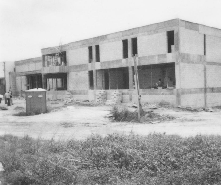 Ajami Surfaces 1971 initial launch. Miami history