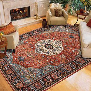 karastan ajami carpet