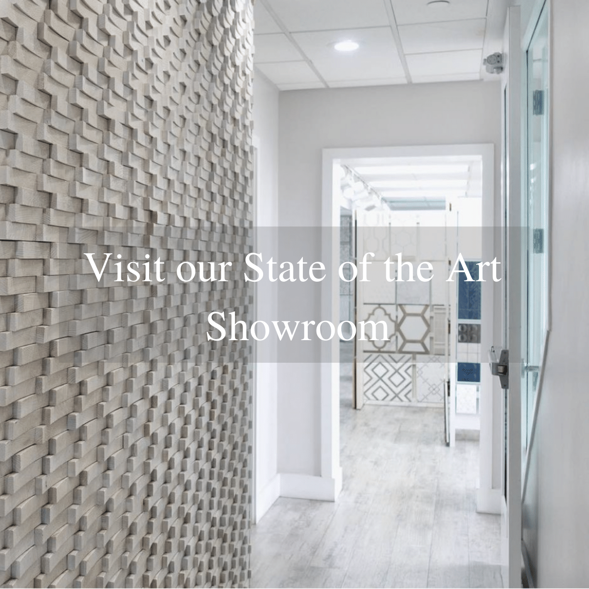 Ajami Surfaces granite and flooring showroom